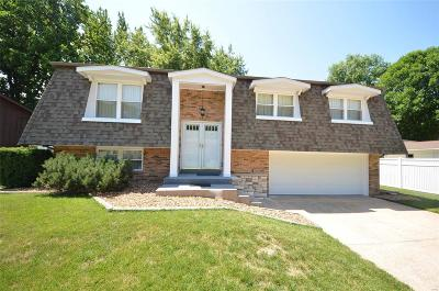Fairview Heights Single Family Home Option: 204 Saint Lo Drive