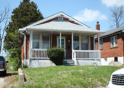Single Family Home For Sale: 1333 Fairview Avenue