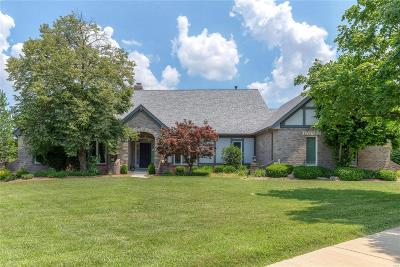 Ballwin MO Single Family Home For Sale: $849,000
