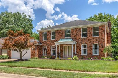 Des Peres Single Family Home For Sale: 2418 Fairoyal Drive