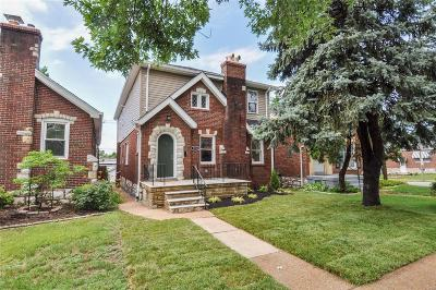 St Louis Single Family Home For Sale: 5350 Lindenwood Avenue