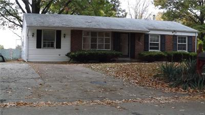 Single Family Home For Sale: 10606 Alliance Drive