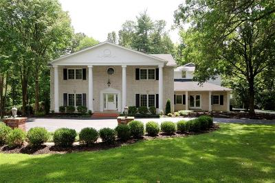 St Louis Single Family Home For Sale: 34 Somerset Downs Drive