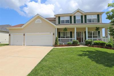 Arnold Single Family Home For Sale: 1218 Woodside Drive