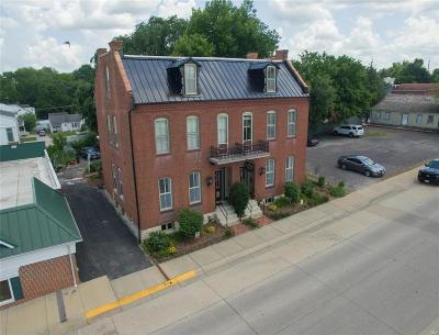 Washington Single Family Home For Sale: 108 Jefferson Street