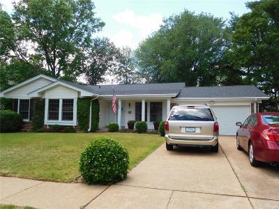 Ballwin Single Family Home For Sale: 321 Fawn Meadows Drive