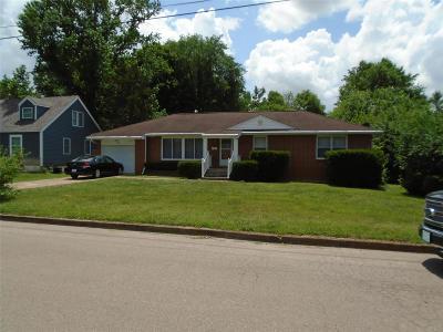 Farmington Single Family Home For Sale: 616 West College