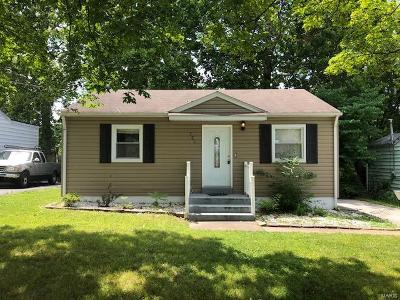 St Louis MO Single Family Home For Sale: $39,900