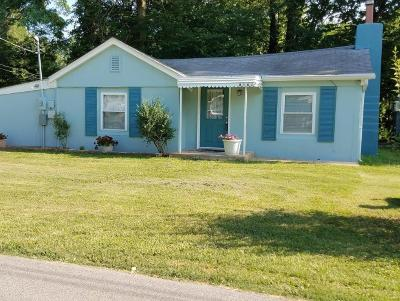Dittmer Single Family Home For Sale: 8162 Riverview Drive