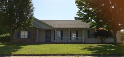 Smithton Single Family Home For Sale: 704 South Hickory Street