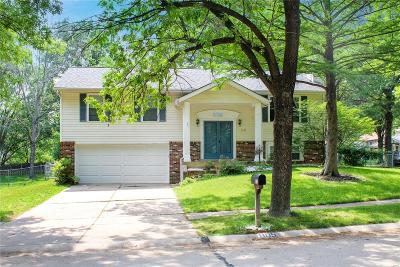 Ballwin Single Family Home For Sale: 1105 Windyoak