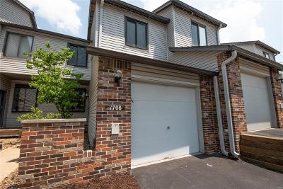 Condo/Townhouse For Sale: 1708 Pineberry Court
