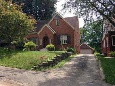 Cape Girardeau County Single Family Home For Sale: 1237 Rockwood Drive