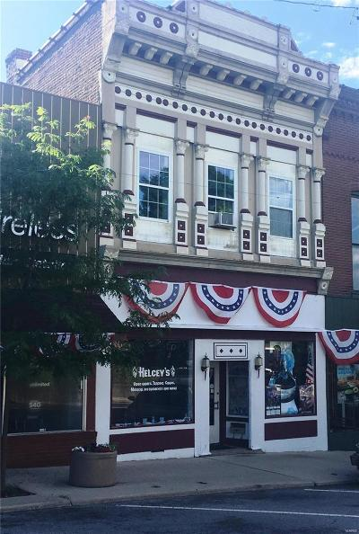 Commercial For Sale: 110 North Second Street
