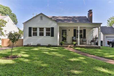 Brentwood Single Family Home Contingent No Kickout: 2811 Lawndell Drive