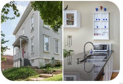 St Louis Single Family Home For Sale: 1629 Dolman #H