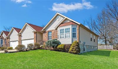 St Louis Single Family Home For Sale: 4601 Walker Estates