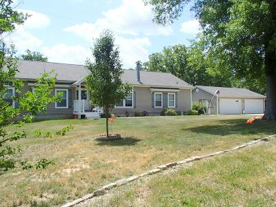 Catawissa, Robertsville Single Family Home For Sale: 8470 Highway Hh