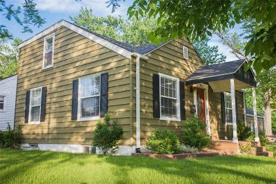 Single Family Home For Sale: 814 Sanders Place