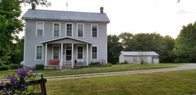 Foristell Single Family Home Contingent w/Kickout: 2531 Highway T