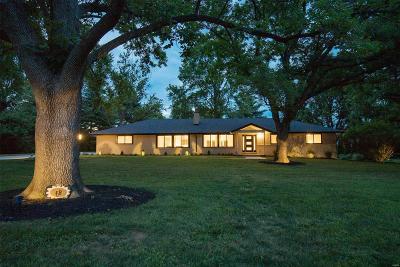 Frontenac Single Family Home For Sale: 18 Terrace Gardens