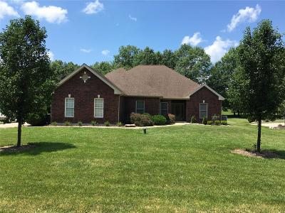 Moscow Mills Single Family Home For Sale: 81 Kinker Drive