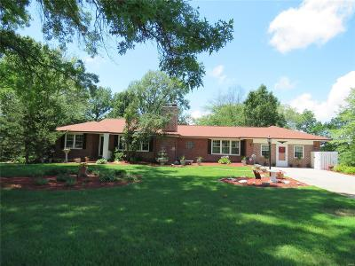 St Louis Single Family Home For Sale: 45 Dorclin