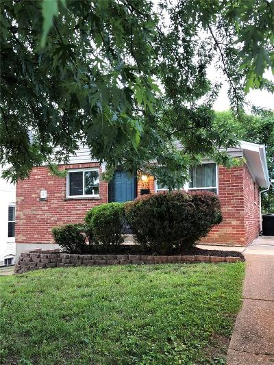 St Louis Single Family Home For Sale: 318 Euclid Avenue