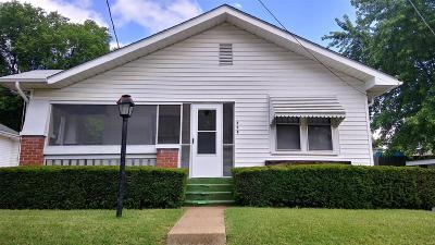 Bonne Terre Single Family Home Contingent No Kickout: 116 St Joseph
