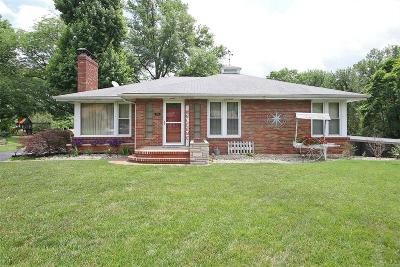 Single Family Home For Sale: 274 Norwood Place