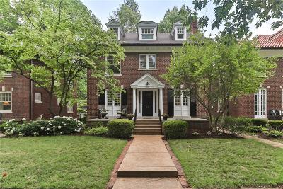 University City Single Family Home For Sale: 6920 Waterman Ave.