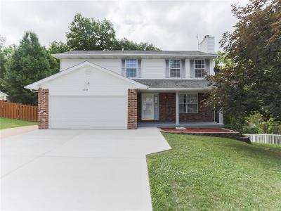 Arnold Single Family Home For Sale: 4058 Sunny Brook Drive