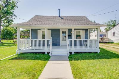 Jerseyville Single Family Home For Sale: 708 East Carpenter