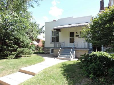 St Louis Single Family Home For Sale: 5306 Reber Place