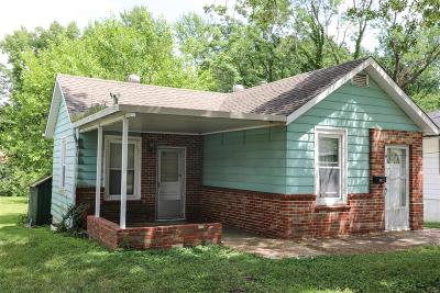 St Louis Single Family Home Coming Soon: 2344 Wengler Avenue