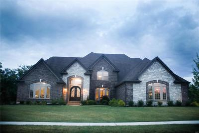 St Louis Single Family Home For Sale: 100 Tufton Farm Court