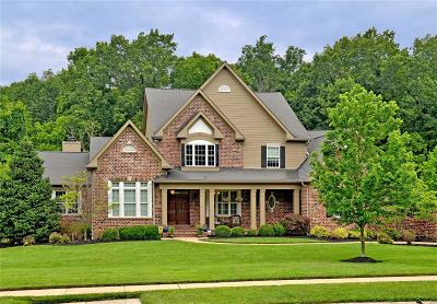 Sunset Hills Single Family Home For Sale: 12765 Zacharys Ridge