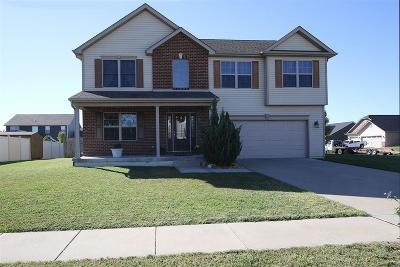Mascoutah Single Family Home For Sale: 402 Opal