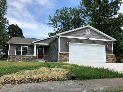 Bethalto Single Family Home For Sale: 347 North Old Bethalto Road