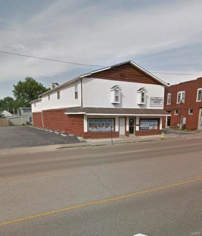 Belleville Commercial For Sale: 4901 West Main