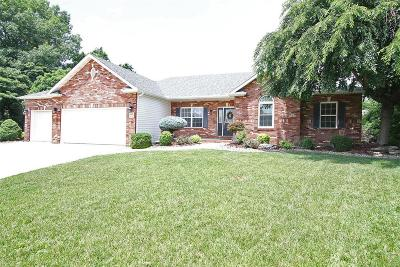 Maryville Single Family Home For Sale: 105 Oak Hill Drive