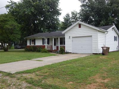Brighton IL Single Family Home For Sale: $69,900
