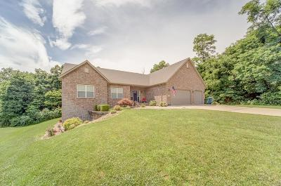 Maryville Single Family Home For Sale: 717 Birch Lane