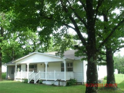 St James MO Single Family Home For Sale: $79,000
