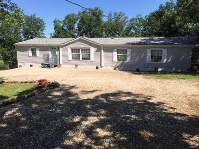 Dittmer Single Family Home For Sale: 11983 Ware Lake