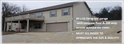 De Soto Single Family Home For Sale: 4262 Flucom