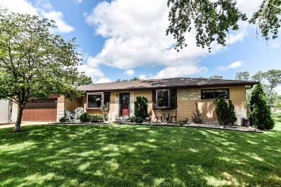 Single Family Home For Sale: 10537 Stephenson