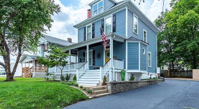 Webster Groves Single Family Home For Sale: 435 South Elm Avenue