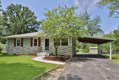 Ellisville Single Family Home For Sale: 68 Vesper