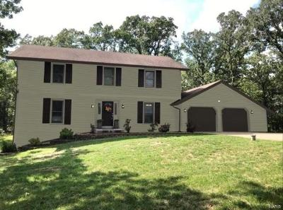 Wentzville Single Family Home For Sale: 1 Forrester Drive